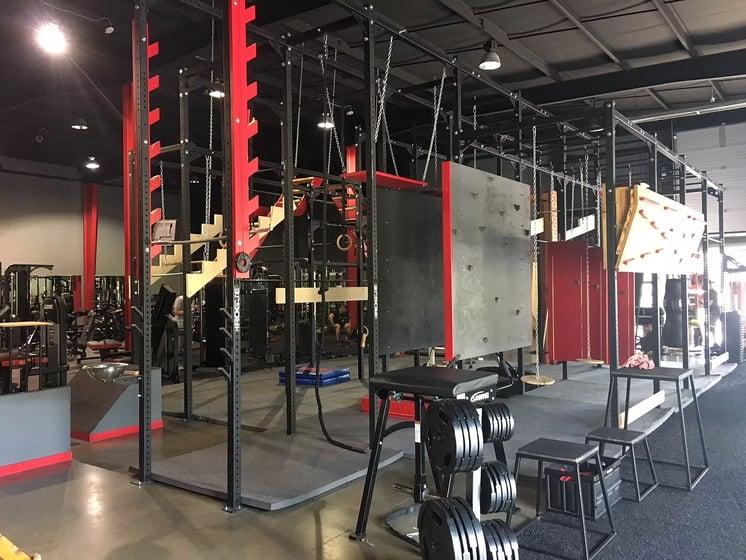 Boardman Gym Trains Next Generation Of Ninja Warriors Wfmj Com
