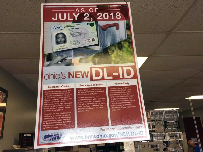 ohio drivers license requirements 2020