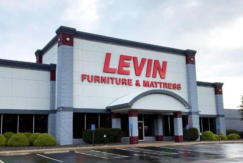new levin furniture store in boardman to host grand opening even news weather sports. Black Bedroom Furniture Sets. Home Design Ideas