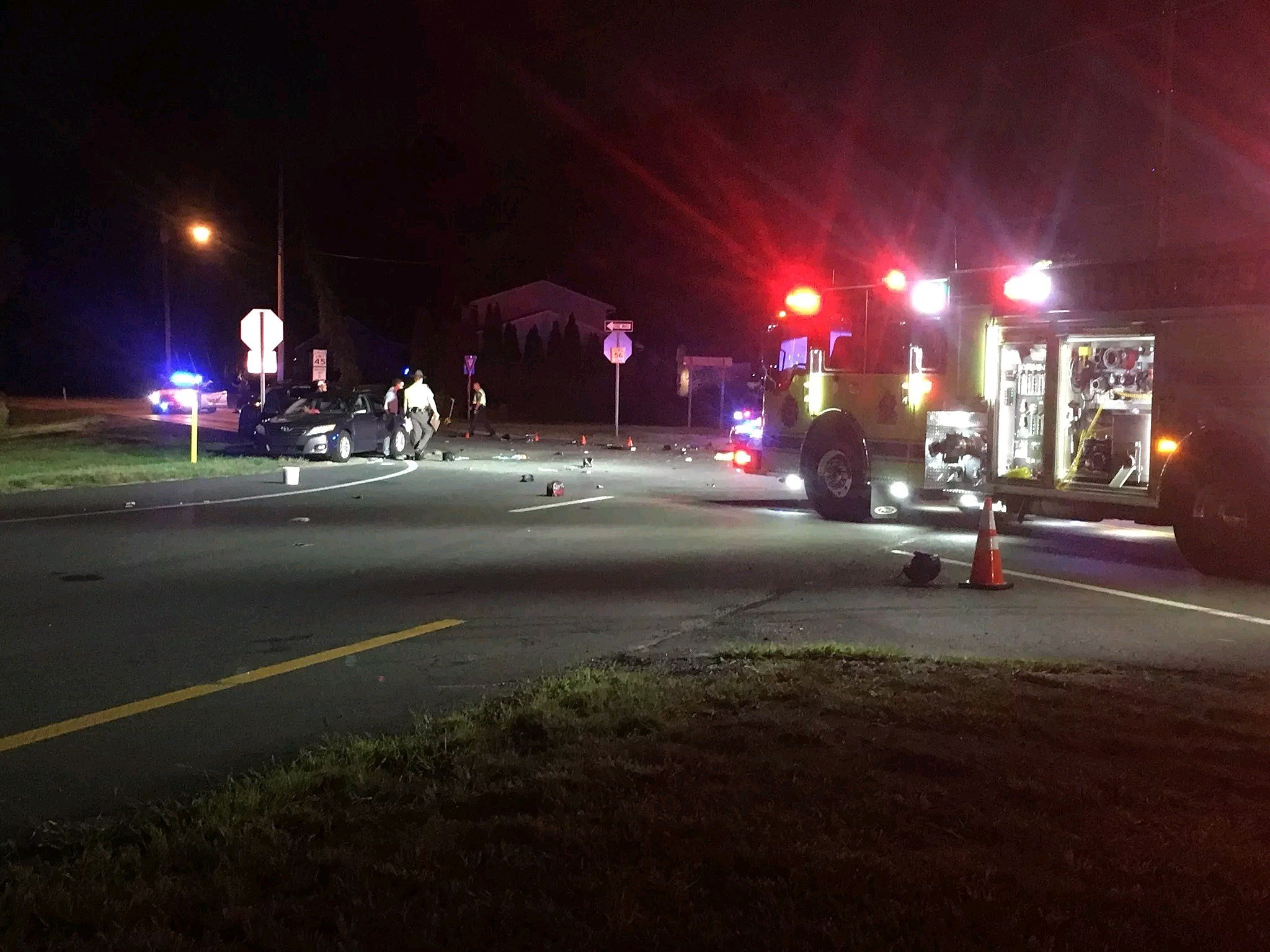 1 dead following motorcycle crash in Vienna Twp  - WFMJ com News