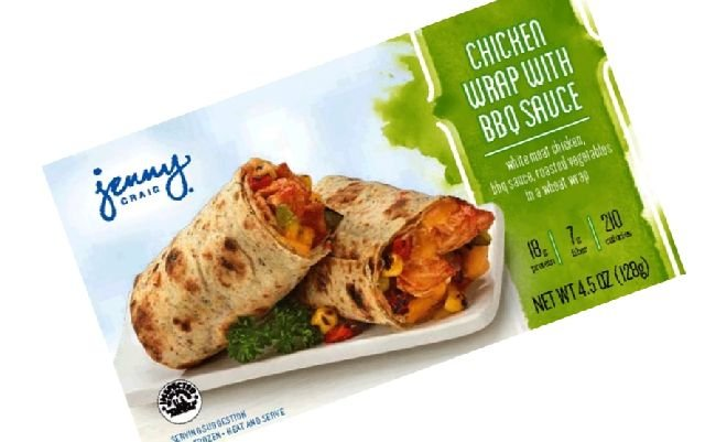 Jenny Craig Chicken Product Recalled Over Contamination Concern