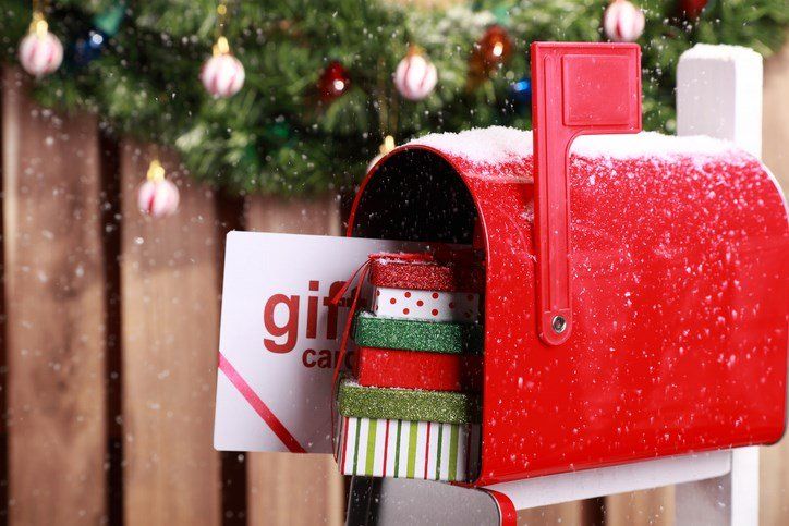 U.S. Post Office holiday mailing deadlines