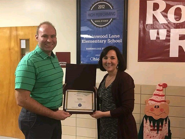 21 WFMJ's Steve Vesey awarded statewide honor in Boardman