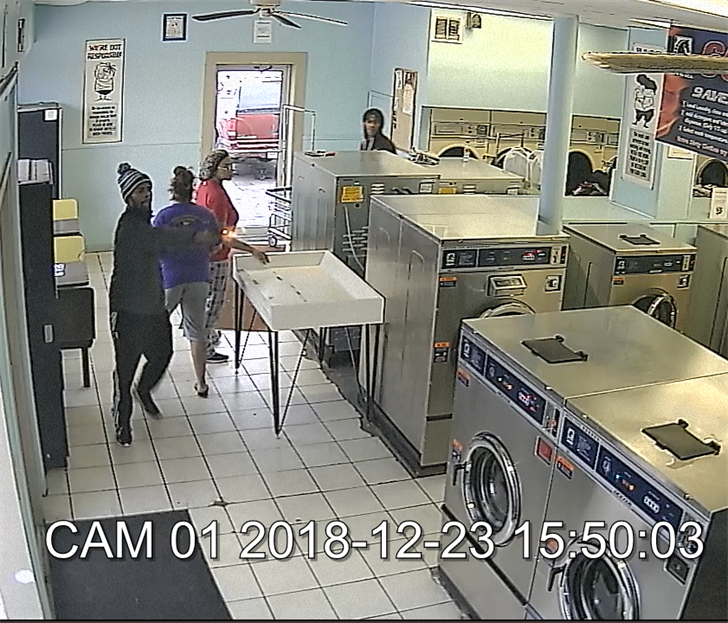 Warren Police Release Pictures Of Laundromat Shooting
