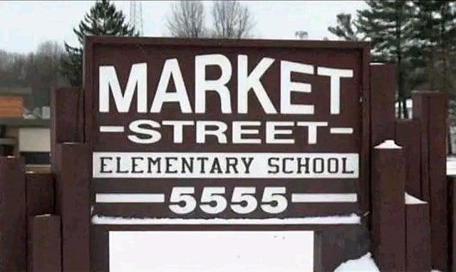 Cameras, textbooks damaged in vandalism at Market Street Element
