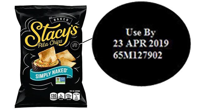 9104411c390e2 Stacy's Simply Naked Pita Chips recalled - WFMJ.com News weather ...