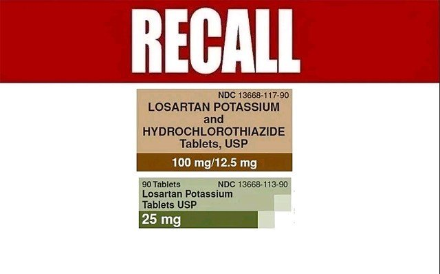 FDA expands blood pressure medicine recall -