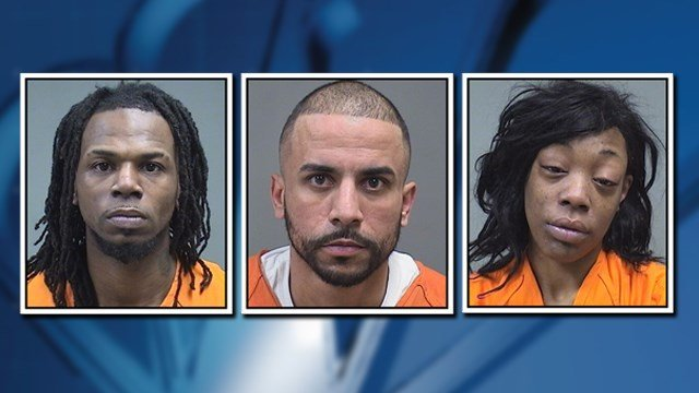 Youngstown traffic stop leads to drug charges for trio - WFMJ com