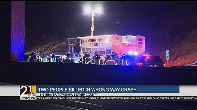 Police ID victims of deadly PA pike crash near New Castle exit