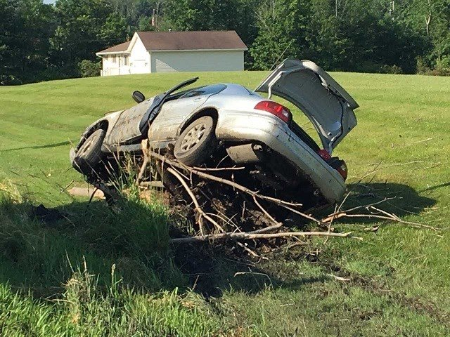 Accident closes road in Milton Township - WFMJ com News weather