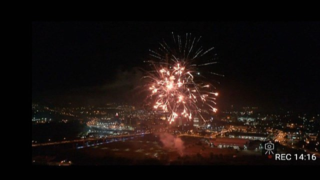 Youngstown fireworks delayed for 'safety concerns' -