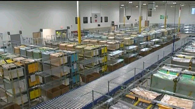 North Jackson Amazon delivery station opens, workers needed -