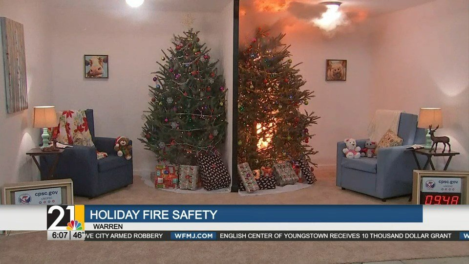 How To Prevent A Fire In Your Home This Holiday Season Wfmj Com