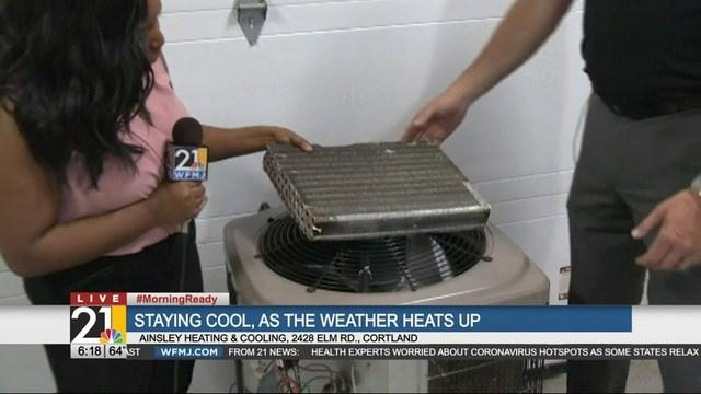 Ainsley Heating Cooling Ii Wfmj Com