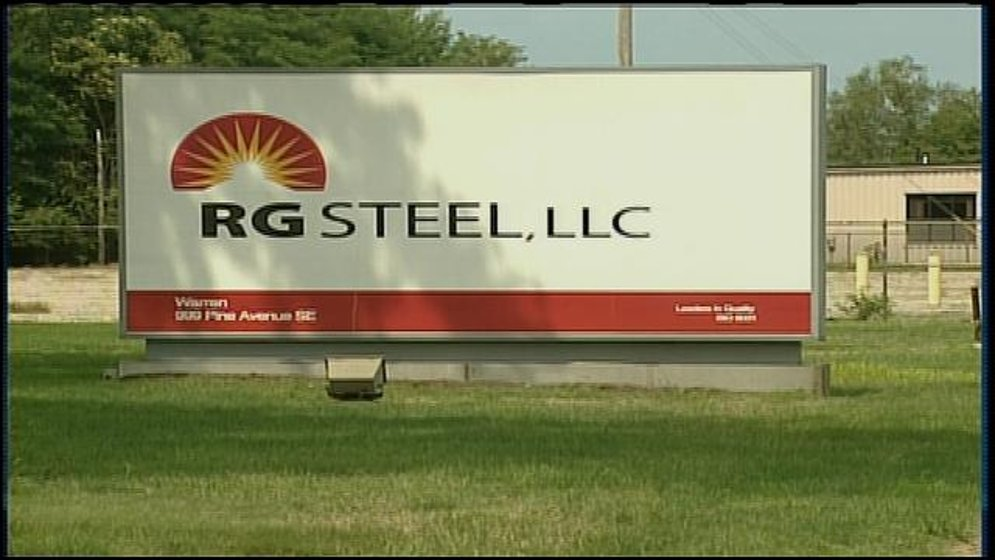 rg steel bankruptcy news