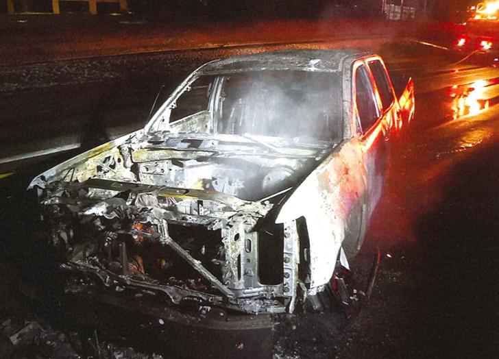 Photos show aftermath of Endurance prototype fire - WFMJ.com