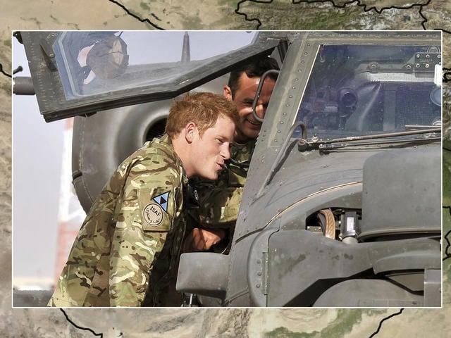uk s prince harry returns from afghanistan wfmj com wfmj com